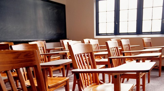 Peek Inside a Classroom:  Failing Schools,   or Failing Paradigm ?