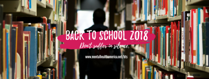 Back-to-School Toolkit:  Mental Health America